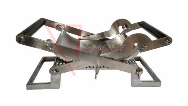 Kotleciarka Ręczna - Maszynka Do Schabowych V2 K-MONT